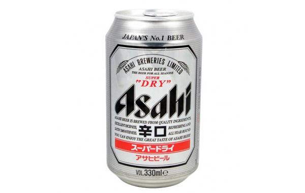 Asahi /kirin 33cl