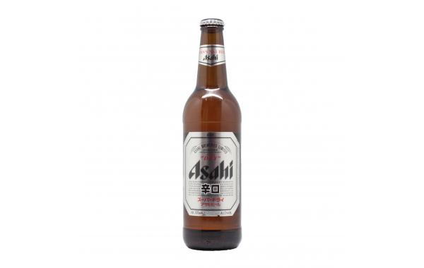 Kirin /asahi 50cl
