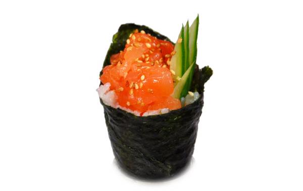 K3 tartare de saumon