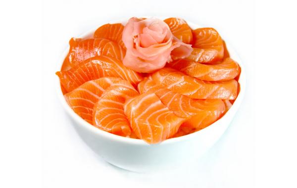 1 chirashi saumon